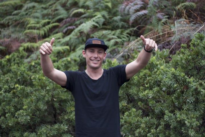 Shuan Petersen dunes ambassador wetsuits