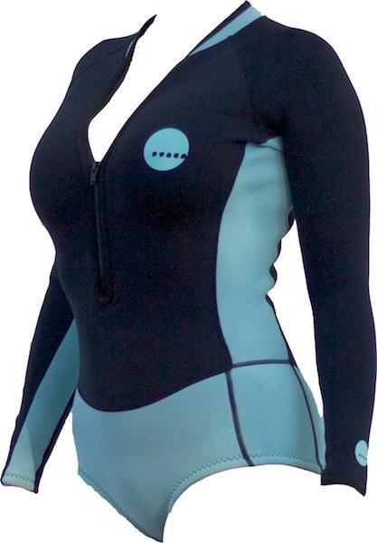 boy leg ladies wetsuit