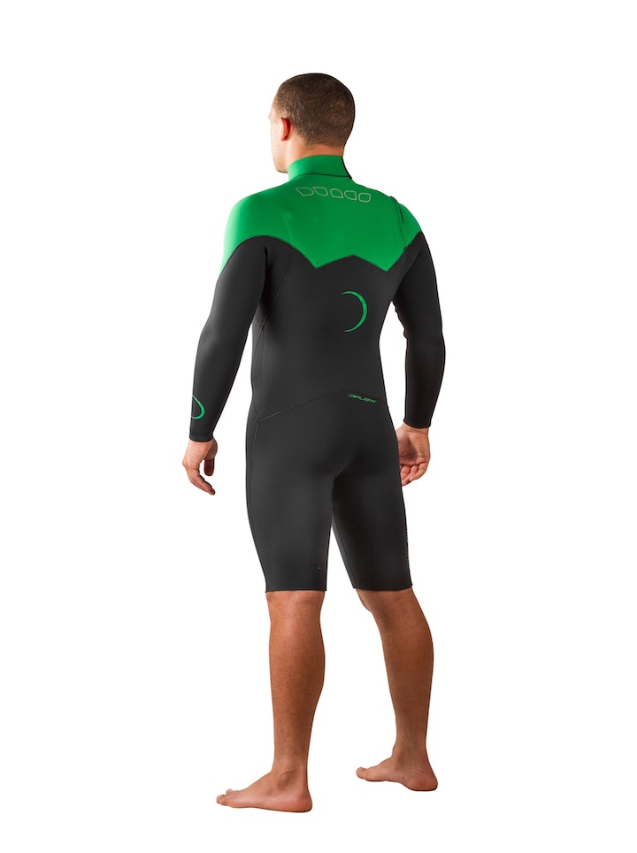 Dunes Moon Suit Long Arm Spring wetsuit flat lock