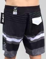 BOARD SHORT LIIVE DBALOHA NAVY