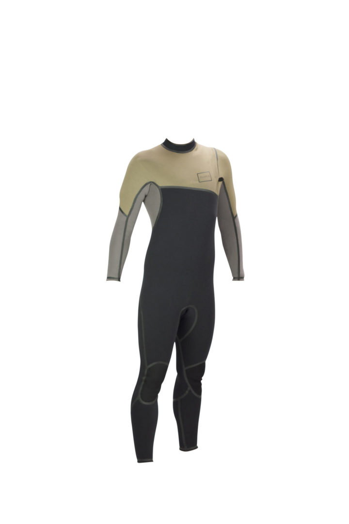 Dunes international DSN ZIPPERLESS STEAMER STONE BLEND Wetsuit