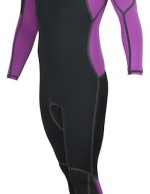 DNS Purple People Chest Zipper Steamer